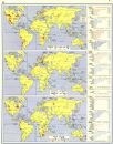 COMMODITIES: Cu,Tin,Pb Zn; Bauxite,Sb,Hg Mica; Gold,Silver,Pt Diamonds 1962 map
